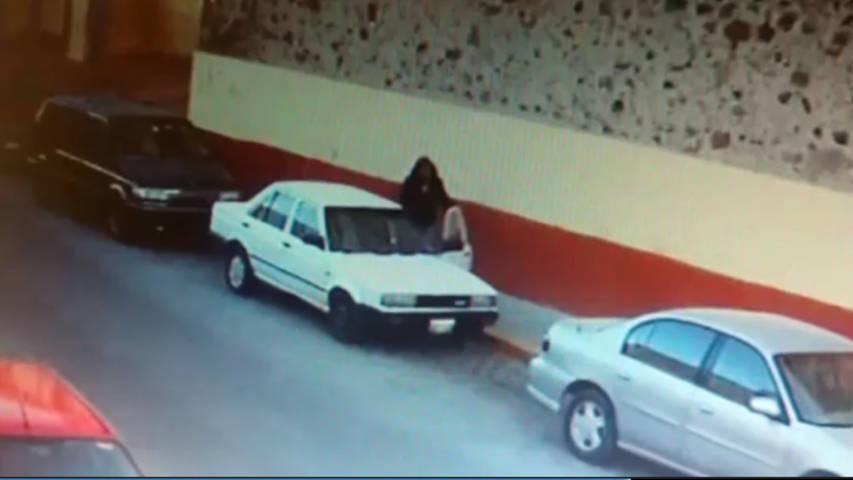 Recuperan policías de Tlaxco vehículo robado en 15 minutos