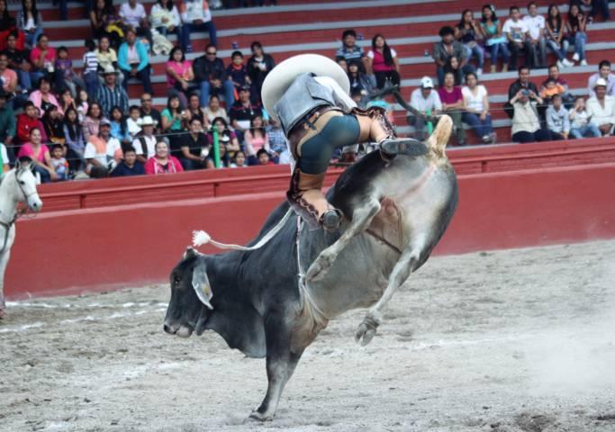 Todo listo para la Feria de Tlaxcala y la fiesta charra