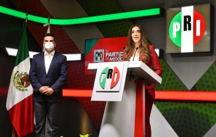El PRI es el partido más digital de méxico: Alejandro Moreno