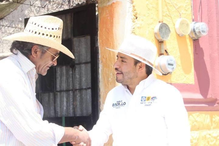 Legislar para garantizar el abasto de medicamentos en Tlaxcala: Pablo Badillo