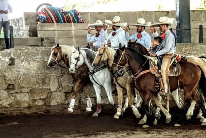 Rancho Los Álamos, a la final en Torneo Charro de APAN