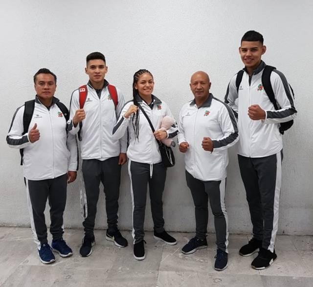 Participa Abel Vargas como entrenador de la Selección Mexicana de Boxeo