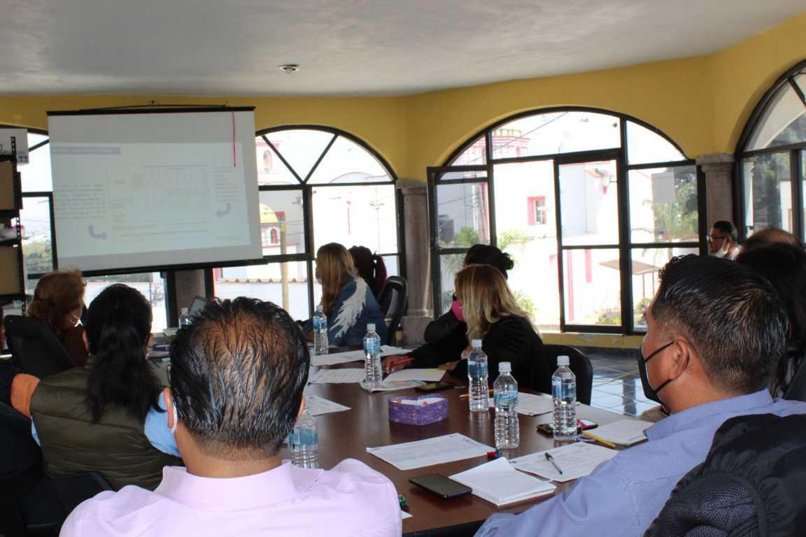 Concluye Lardizábal el Censo Nacional de Gobiernos Municipales y Demarcaciones Territoriales