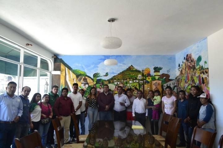 Rivera Mora apoya las tradiciones del carnaval con 170 mil pesos para las camadas