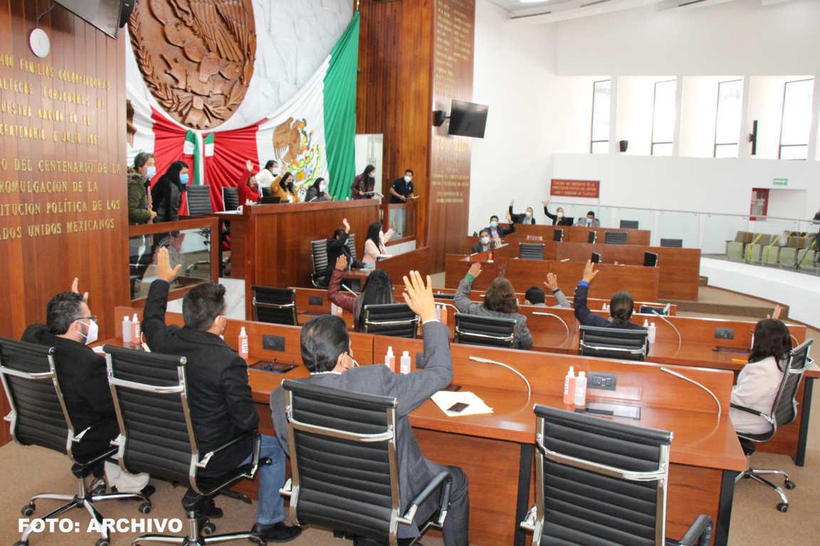 Valida Congreso de Tlaxcala ley del centro de conciliación laboral