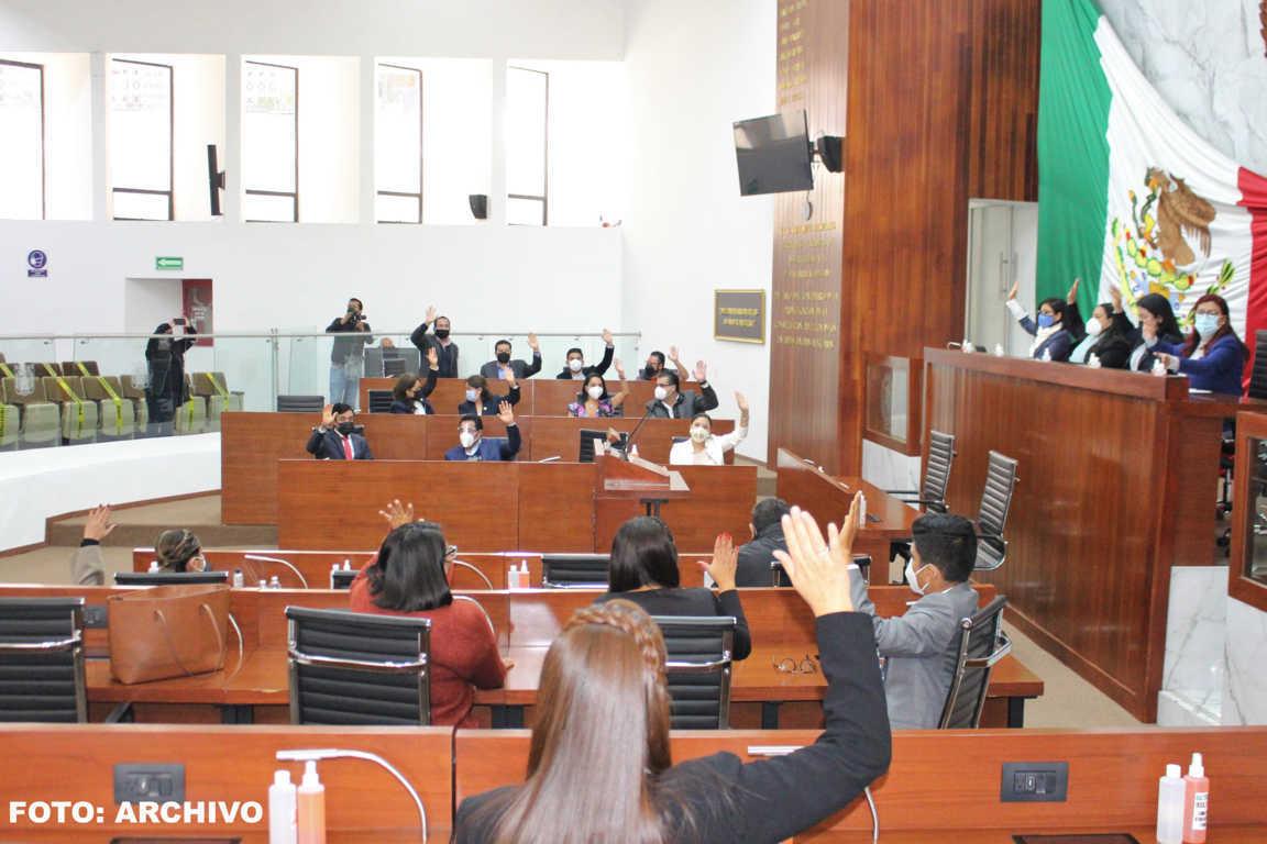 Incorpora Congreso De Tlaxcala una nueva comunidad al municipio de Benito Juárez