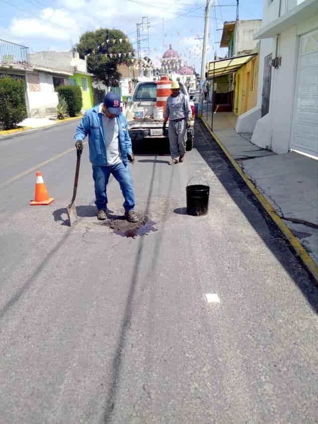 Se priorizan Servicios Municipales en el municipio de Tetla de la Solidaridad