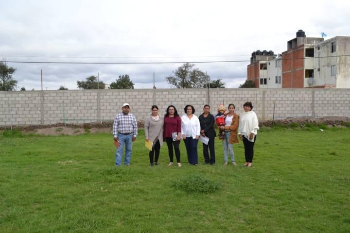 Gobierno de Tzompantepec entregó Obra Pública en Ahuashuatepec