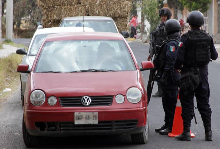 Policía Estatal recupera en esta semana 10 unidades en la entidad