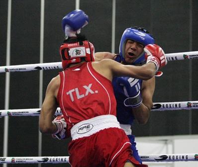 Boxeo tlaxcalteca entre los mejores del país