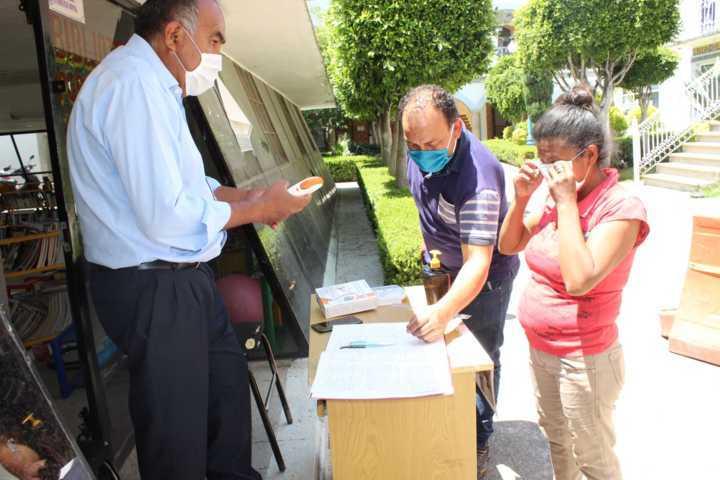 Gobierno de Tepetitla de Lardizábal refuerza actividades de atención ciudadana