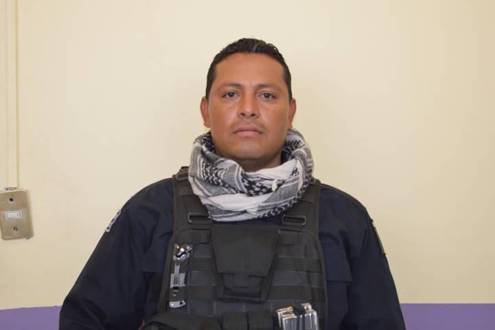 Farías Castillo deja Seguridad Pública Municipal de Calpulalpan