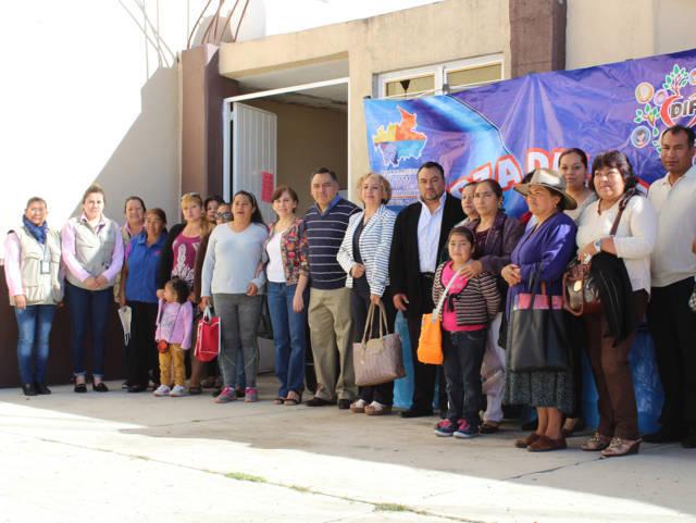 SMDIF de Tetla, apertura curso de repostería con ICATLAX