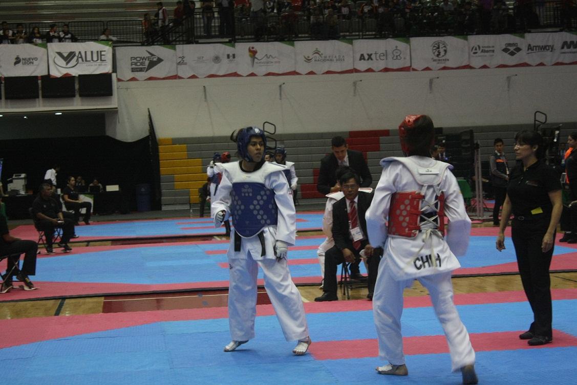 Participarán tres taekwondoines este domingo en la Olimpiada