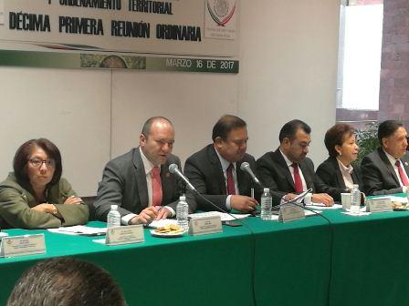 Avala Juan Corral propuesta para sumar a Tlaxcala a la CMVM