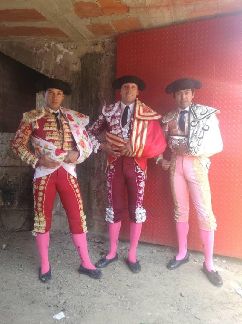 Joven Torero de Tzompantepec se presentará en Romerías de la plaza Rodolfo Rodríguez El Pana