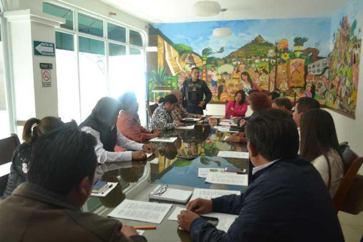 Seguridad Pública de Tzompantepec da Continuidad Al Plan De Municipio Más Seguro
