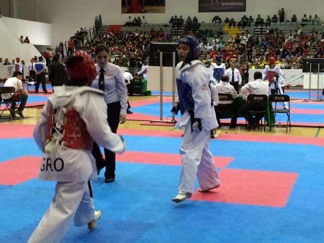 Termina participación del tae kwon do tlaxcalteca en Olimpiada
