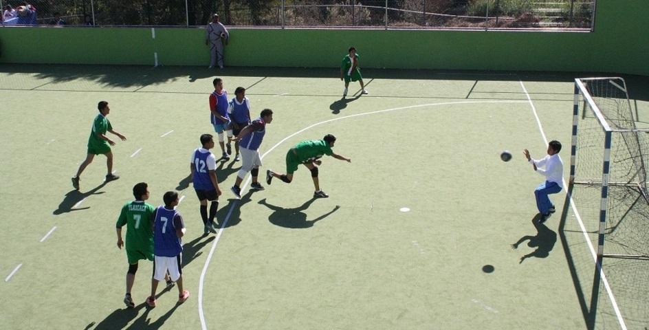 Inicia fase estatal de balonmano, selectivo a etapa regional de Olimpiada
