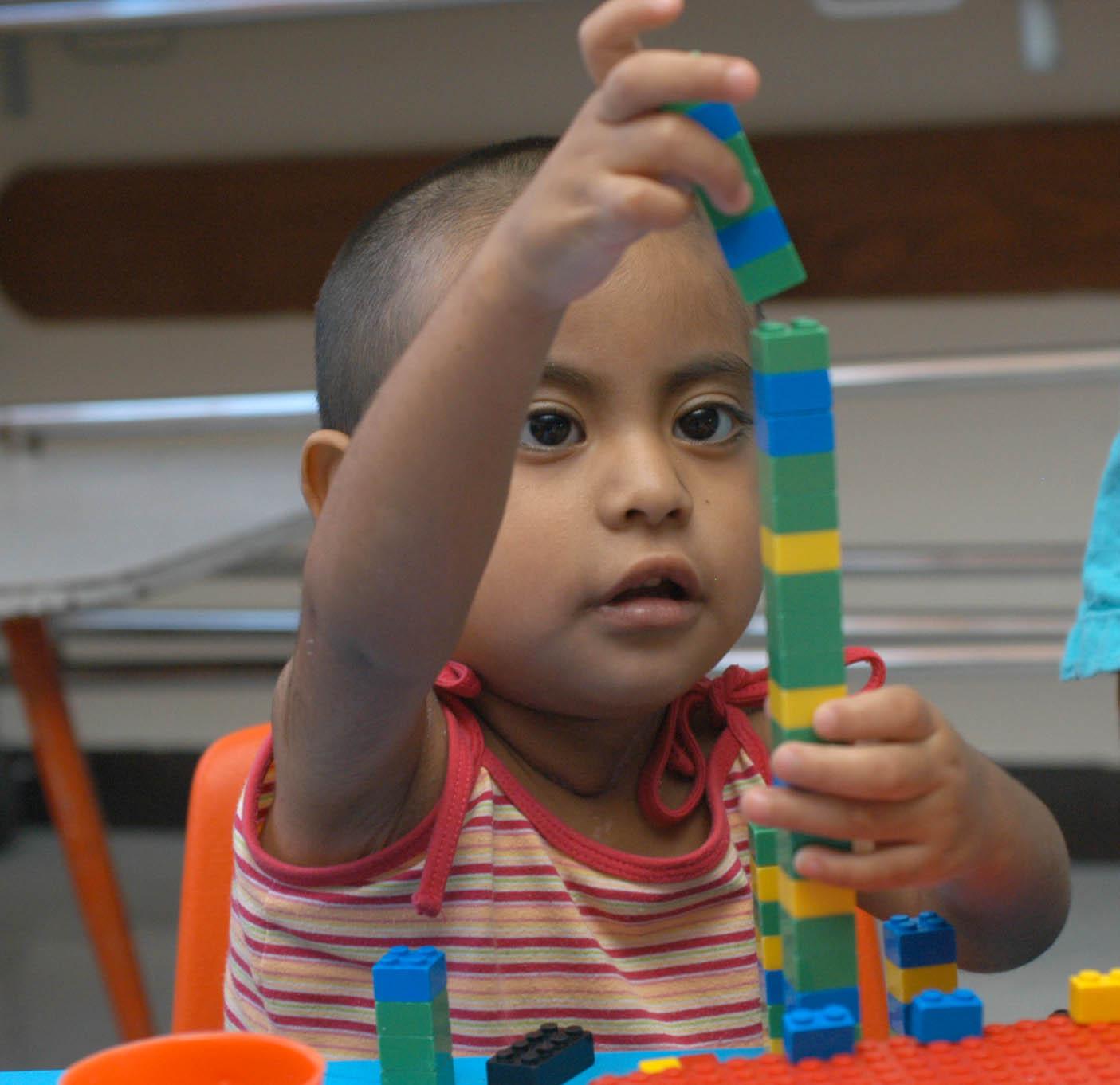 Recomienda IMSS juguetes de acuerdo con la edad de los niños