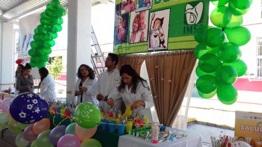 Más de 25 mil personas atendidas en la Segunda Semana Nacional de Salud Bucal