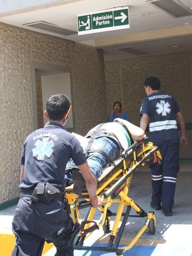Nosocomios atenderán el próximo lunes 4 de febrero urgencias y hospitalización
