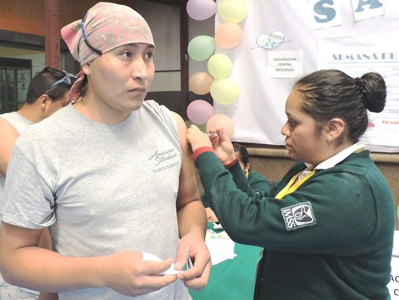 Pesonal de enfermería en Tlaxcala escribe todos los días, una historia de éxito: IMSS