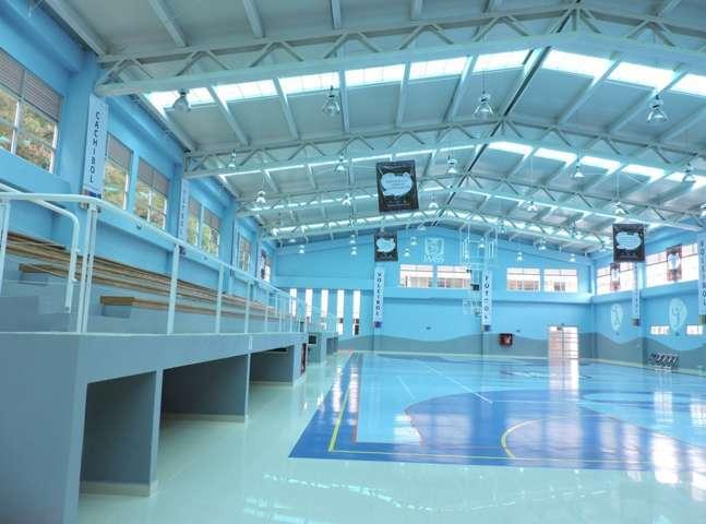 Pese a múltiples carencias, IMSS Tlaxcala estrena polideportivo