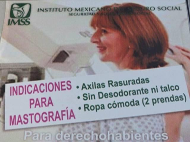 IMSS Tlaxcala lleva servicio de mastografía cerca de tu domicilio