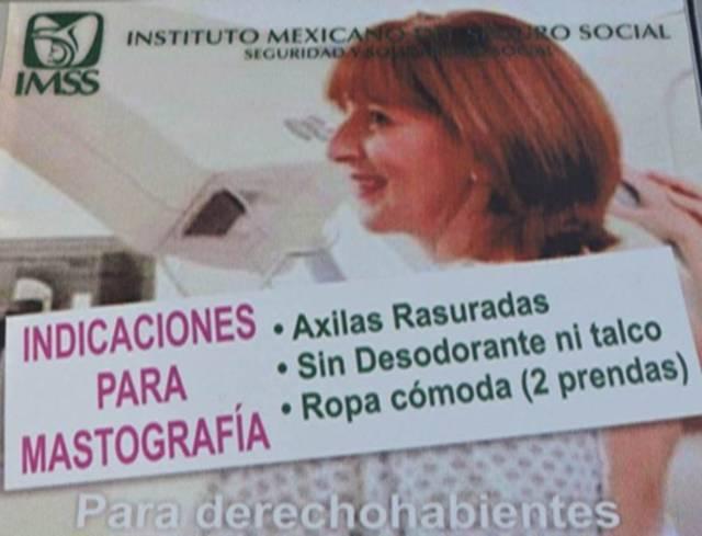 Llega a Tlaxcala servicio de mastografía cerca de tu domicilio y a tu empresa
