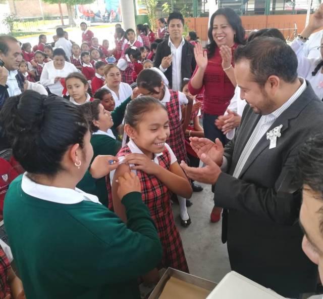 Más de 150 mil acciones realizará el IMSS en Tlaxcala, en la Segunda Semana Nacional de Salud