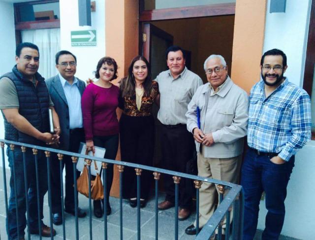 """Síndico municipal de Tlaxcala concluye el proyecto """"Nombra tu Calle"""