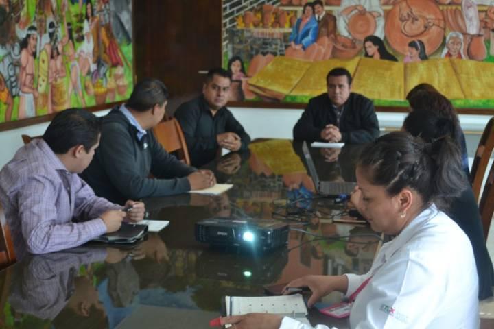 Certificarán a San Salvador Tzompantepec como comunidad saludable