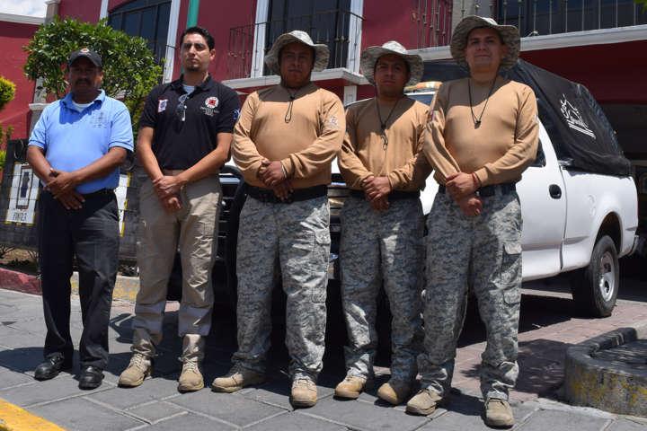 Implementan en Panotla operativo de prevención y seguridad pública por período vacacional