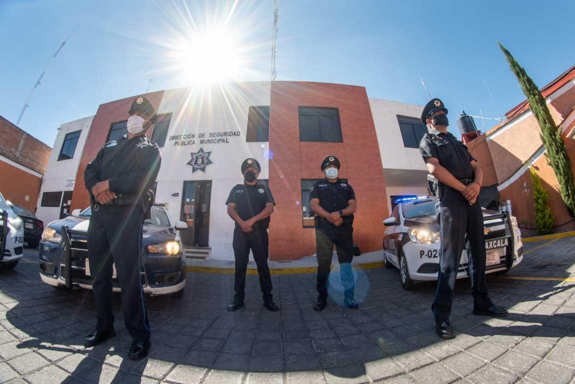 Refuerzan acciones de seguridad en la capital