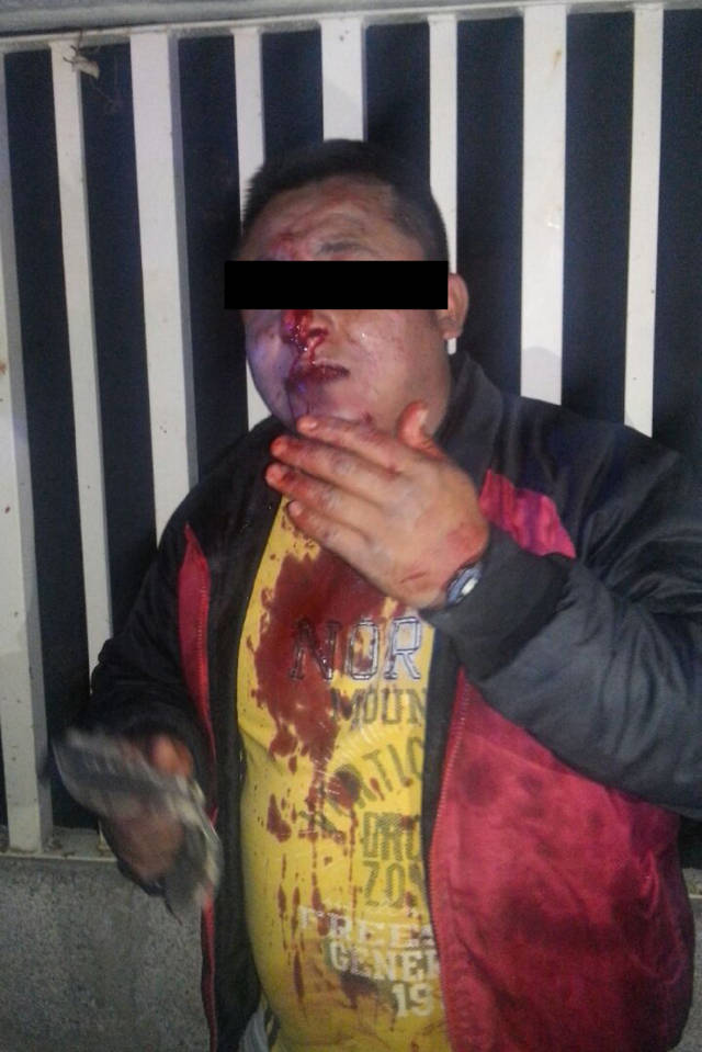 Vecinos frustran robo de camioneta en Panotla