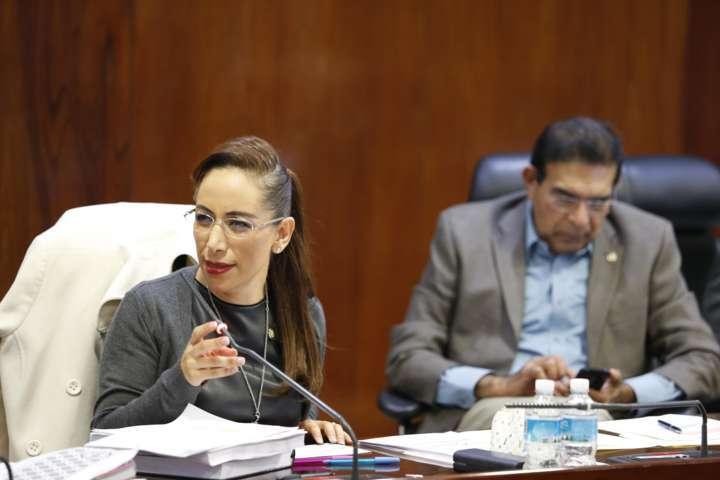 Exhorta Adriana Dávila a la SRE y al INM a que garanticen seguridad a migrantes