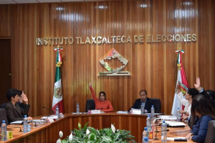 Reestructura ITE comisiones