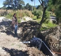 En Tetla de la Solidaridad se reduce contaminación de mantos acuíferos