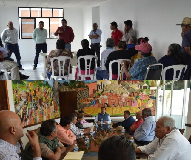 Rivera Mora será mediador para crear una nueva ruta de trasporte hacia Tlaxcala