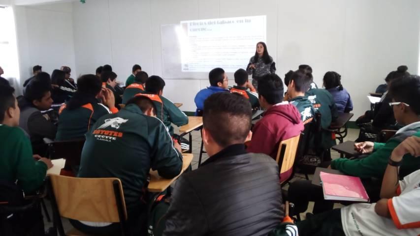 """Finalizan platicas """"Tolerancia Cero Alcohol"""" en Tetla"""