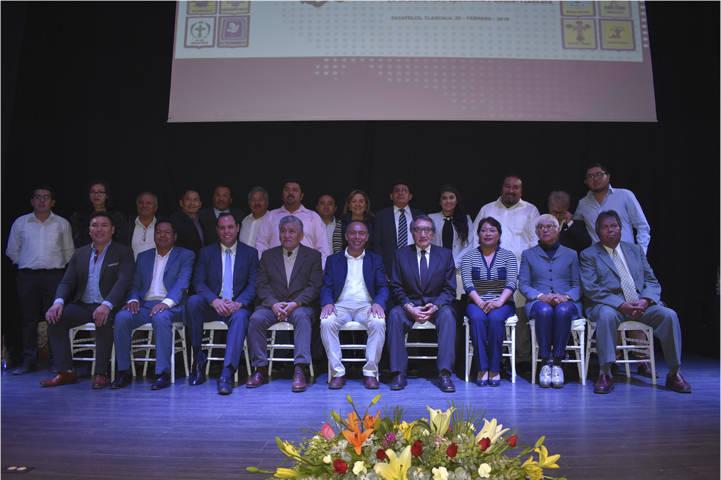 Alcaldes del sur piden al congreso local aprobación de ley territorial