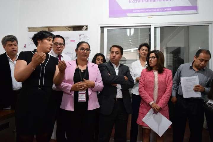Cierran casillas en Tlaxcala sin incidentes