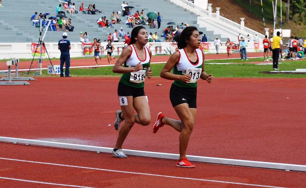 Arriba segunda parte del atletismo tlaxcalteca a Nuevo León
