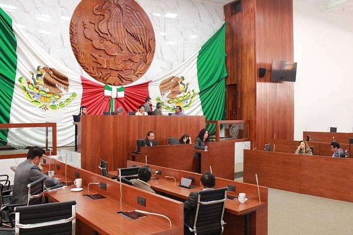 Se suma Tlaxcala a propuesta de Congreso de Hidalgo para adecuar Art. 134 de Constitución Federal
