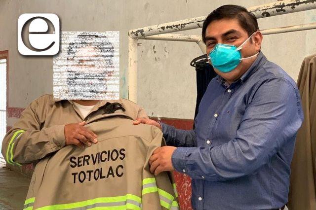 Inician proceso penal por desvío millonario contra el ex presidente de Totolac