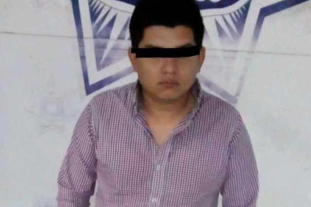 Aseguran a sujeto por fraude bancario; afectada se negó a levantar cargos