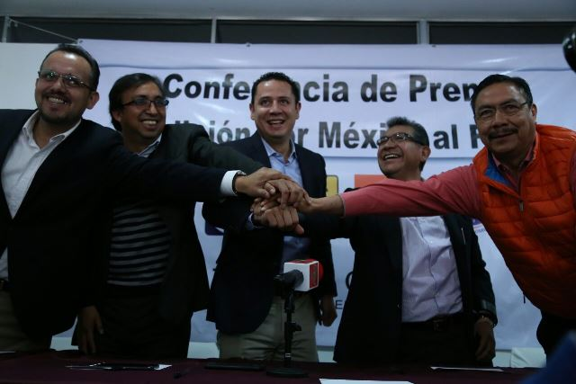 Disputa por tres distritos frena coalición del PAN, PRD y MC