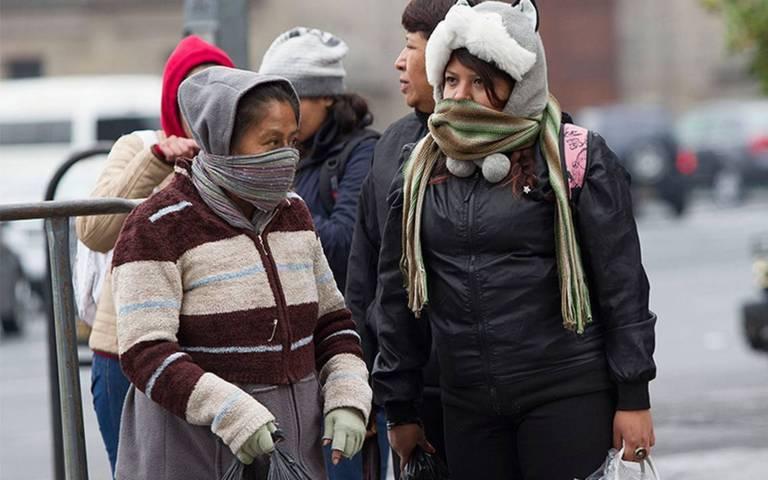 Se prevén 50 frentes fríos durante la temporada 2018-2019