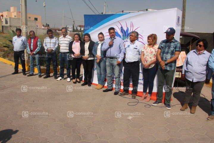 Realizar obra pública prioridad de mi administración: Villarreal Chairez